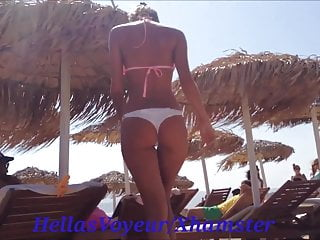 Greek adult beaches - Hellasvoyeur candid beach1