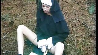 stephanie as nun