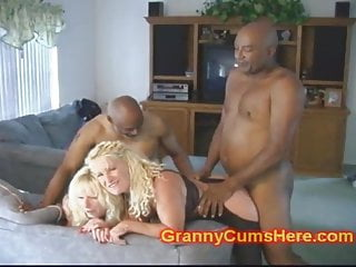 Grannies ass - Two grannies ass fucked by bbc