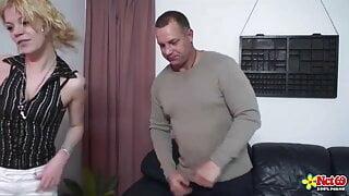 Multi-orgasmic Dutch massage!