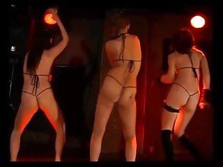 Micro bikini aya dancer Fap challlenge - japanese micro dancers ass compilation