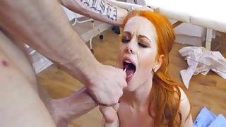 Redhead Ella Oral Comp