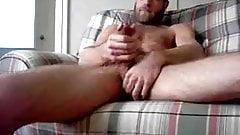 Daddy bear jerking off