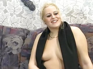 Chubby German Blonde Fucked Hard On A Couch XhprxfH