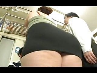 3 tit lady - Sexy asian ladies on the bus pt 3