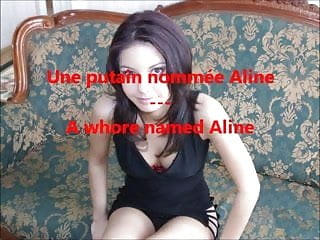 A cum sucking whore named stacey - A whore named aline
