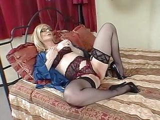 Nina garbiras nudes Nina hartley-thick white ass