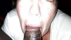 Bff sucking my dick