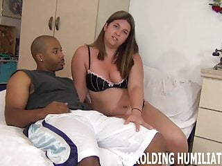 Wife black cock gives orgasm His big black cock can give me the orgasm i deserve