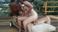 Mature lady fucks her boytoy - vintage