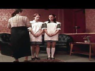 Avoid thumb sucking Stp1 schoolgirl devises a plan to avoid another spanking