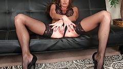 Tight and toned Milf Silvia Saige