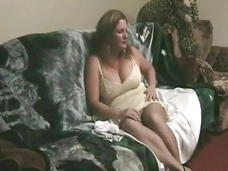 Submiited amateur slips Playing with her yellow slip