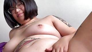 Hairy BBW Pussy