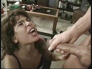 Lana sands bondage - Peter north gives lana sands a facial to remember