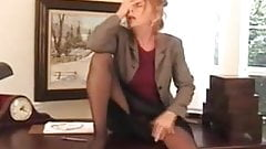 Stella, Granny in Pantyhose