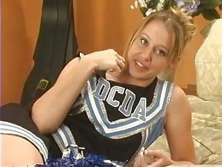 Cheerleader fucking football Beautiful blonde cheerleader fucking