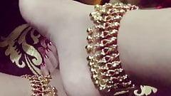 my payal (ankle bracelet)