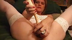 Amateur Monster Dildos Squirt And Self Fisting Porn 66