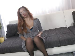 Mature ginger women Ginger mom with big tits fucked by son