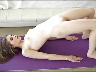 Naked yoga videos milf Naked yoga girl.