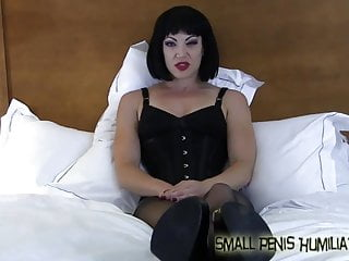 Bigger clit girl mother than - My pinkie finger is bigger than your cock sph