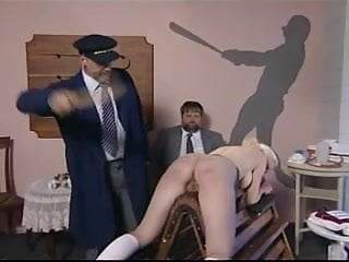 Spanked hard with a paddle Beautiful paddling...