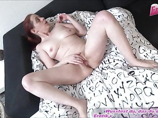 Son fucks mother video - Young guy son fucks old mother mom housewife private home