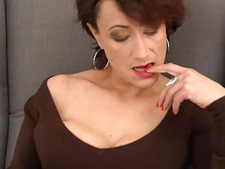 Elegant angel deepthroat video Elegant mature mom with hairy old cunt