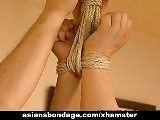 Asian bondage magasines - Hot asian bondage masturbation scene
