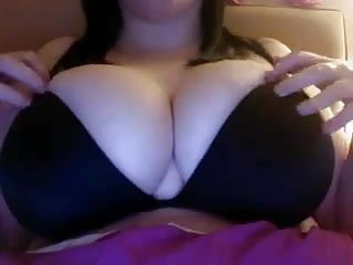 Chubby boy jerkin off Big-eyed chubby beauty shows off her amazing tits