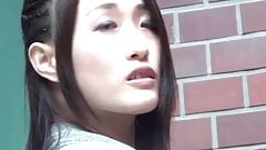 Japanese Flashing Pussy Outdoor