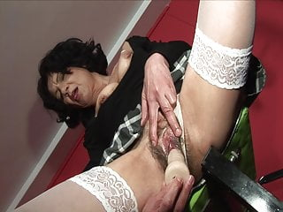 Hot mature lady barbara Hot mature lady in the gym