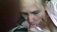 Bella nonna succhia per lo sperma 1