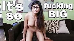 Mia Khalifa has sex with a hung guy