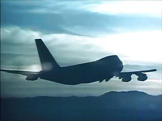 Jennifer till lesbian scene Classic scenes - jennifer welles blowjob on a plane