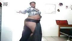 arab bbw belly dancer