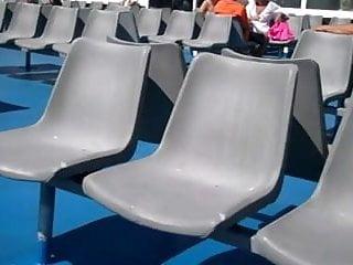 Claudia ferri nude Flashing on ferry...