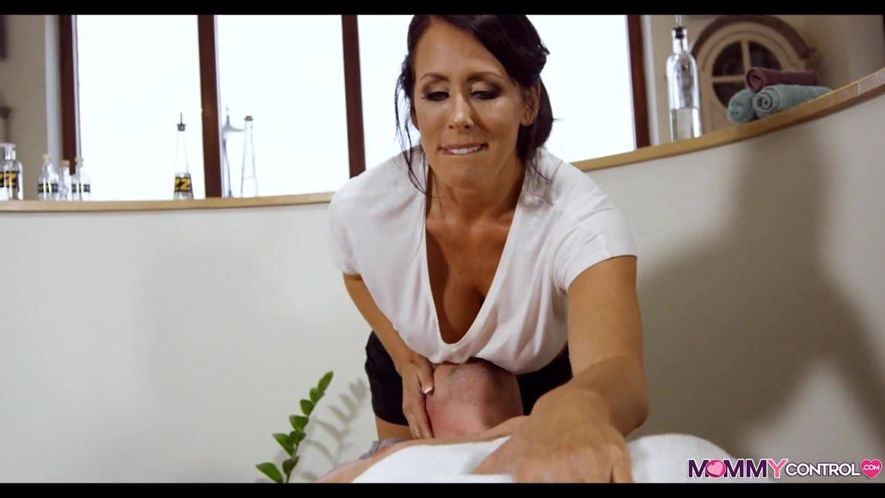 Step Mom Seduce Fucks Son