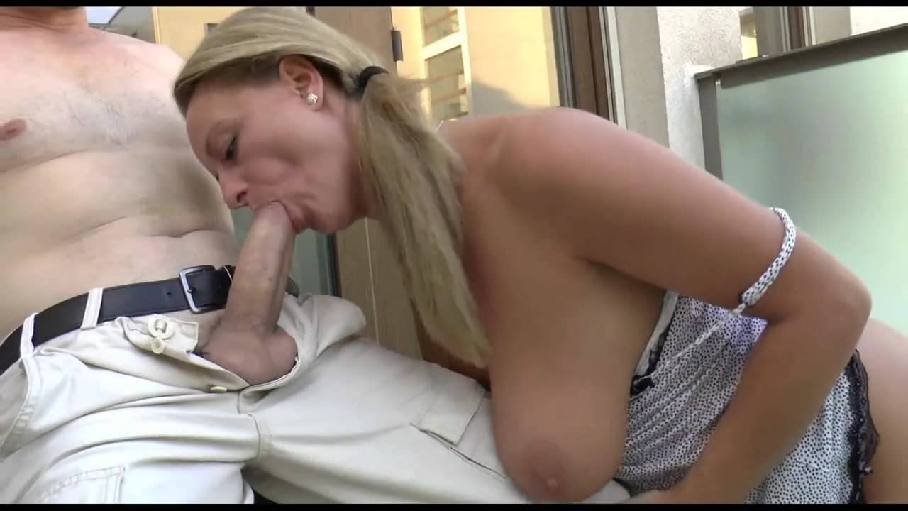 Latina Milf Sloppy Blowjob