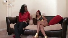 Secret C  & Ms. Mocha Xtacy - Mama's Little Girl