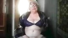 Granny (74) on cam