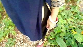 step mom fucking by stranger outdoor risky public sex