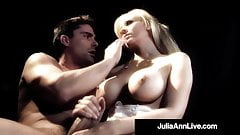 Musical porno? no! es milf julia ann golpeó en broadway!