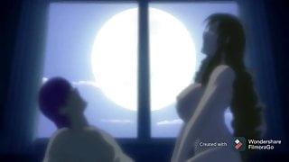Tsuma no Haha Sayuri, Episode 1 dubbed