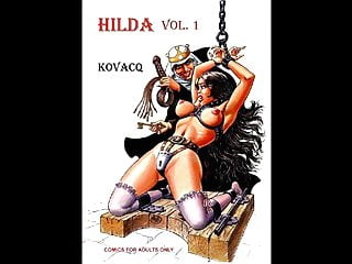 Adult virgin comics - Comics hilda