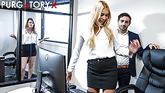 PURGATORYX, I Hate My Boss Vol 1 Part 2 with Chanel Grey