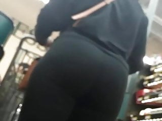 Sexy skinny ebony hoes Vpl sexy ebony in shades and black leggings part2