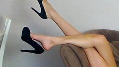 The wonderful long legs of Ingrid