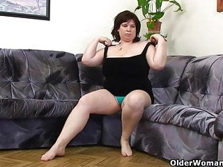 Solo sex for guys Chubby moms with big tits having solo sex